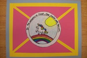 Winning Flag Design from 2014